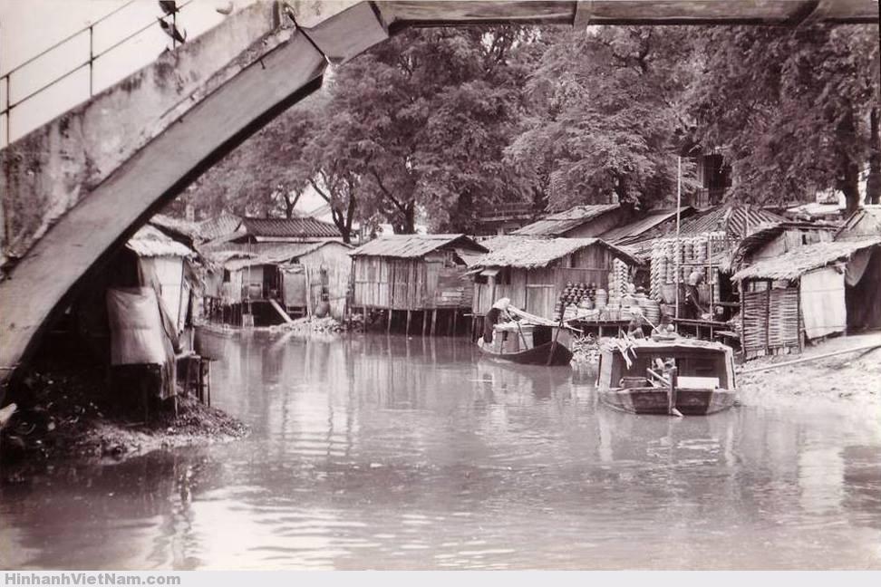 """Cầu Ba Cẳng Sài Gòn xưa và sự tích """"dân chơi cầu ba cẳng"""""""