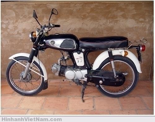 Honda SS50 - 1967