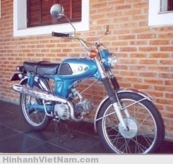 Honda SS50E 1970