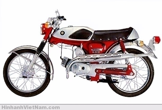 Suzuki AS50 Maverick 1969