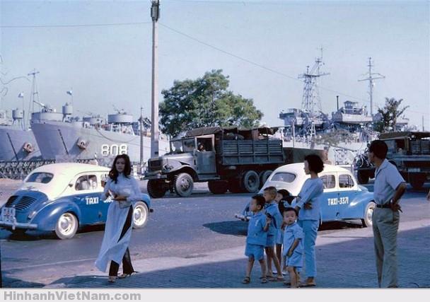 Cảng Sài Gòn 1965