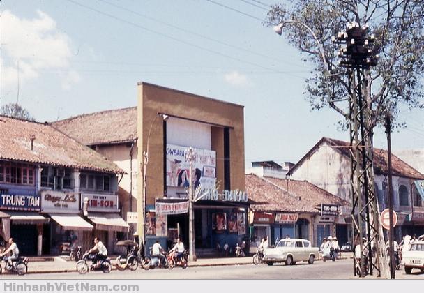 Rạp Casino Dakao, Đinh Tiên Hoàng 1967-1968