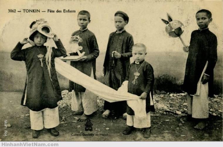Mua lân Tết Trung thu đầu thế kỉ 20