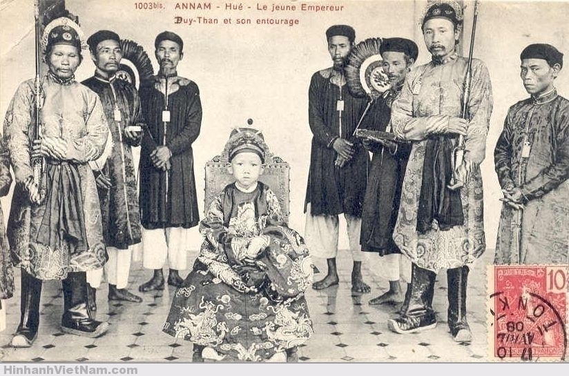 Vua Duy Tân (1907)