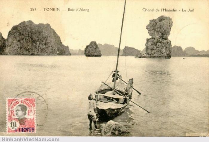 Vịnh Hạ Long thời xưa