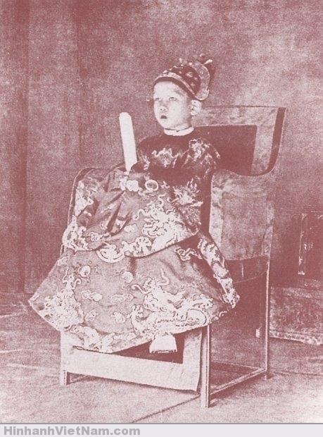 Vua Duy Tân (19-9-1907)