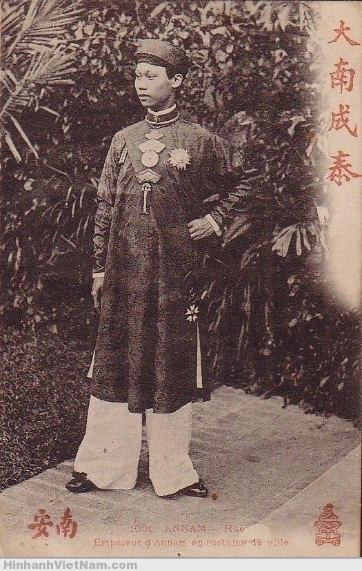 Vua Thành Thái