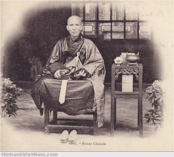 Một nhà sư người Tàu