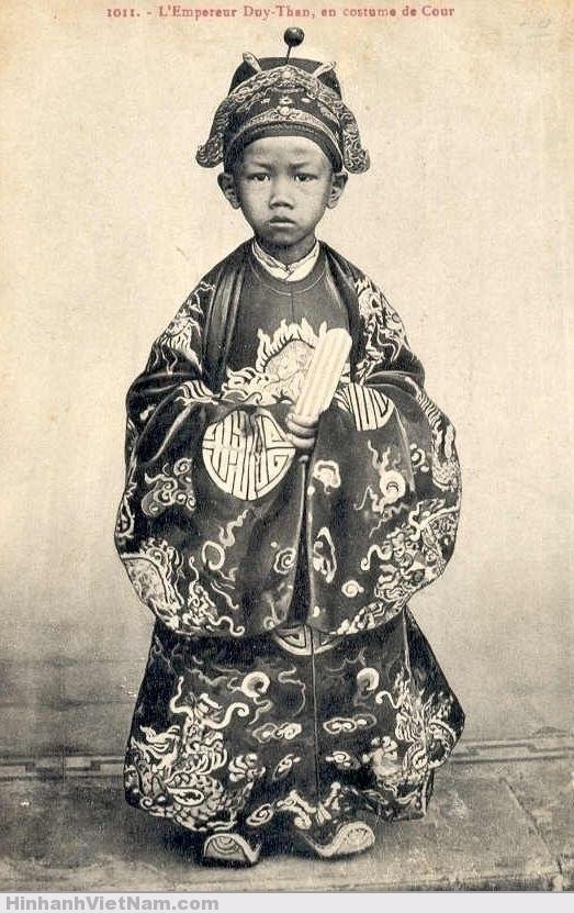 Vua Duy Tân