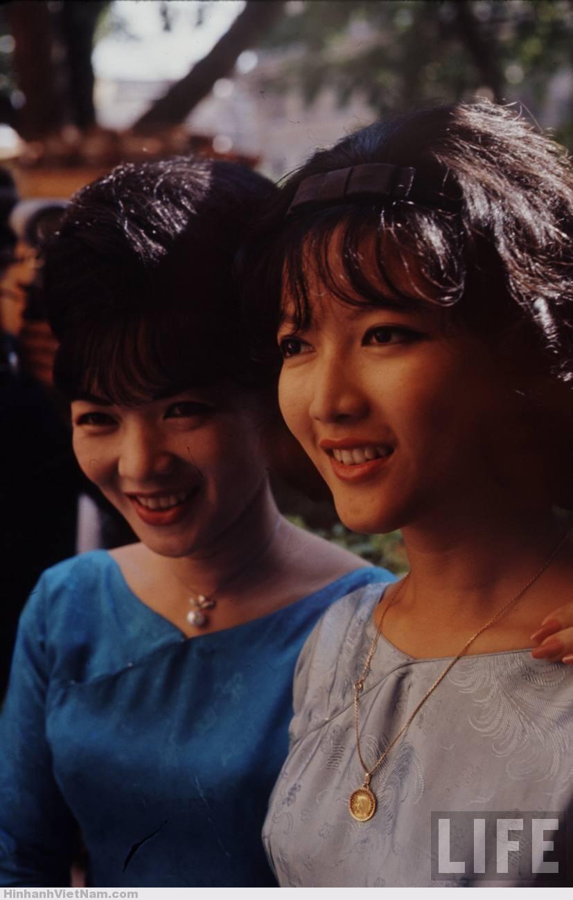2 mẹ đệ nhất phu nhân Trần Lệ Xuân