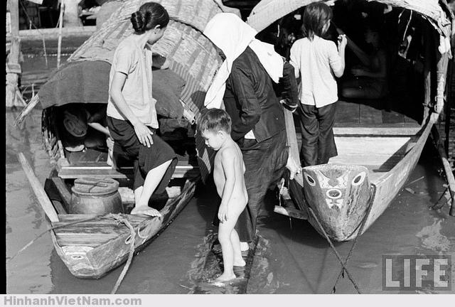 Cuộc sống sông nước người Sài Gòn xưa