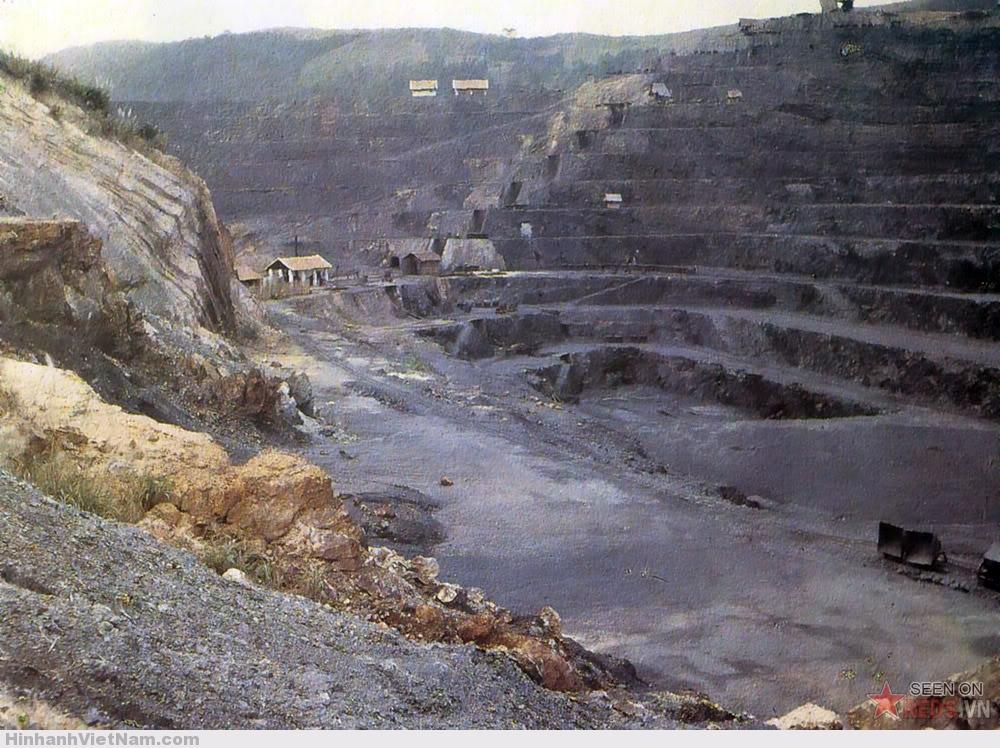 Mỏ than Hòn Gai, 1915.