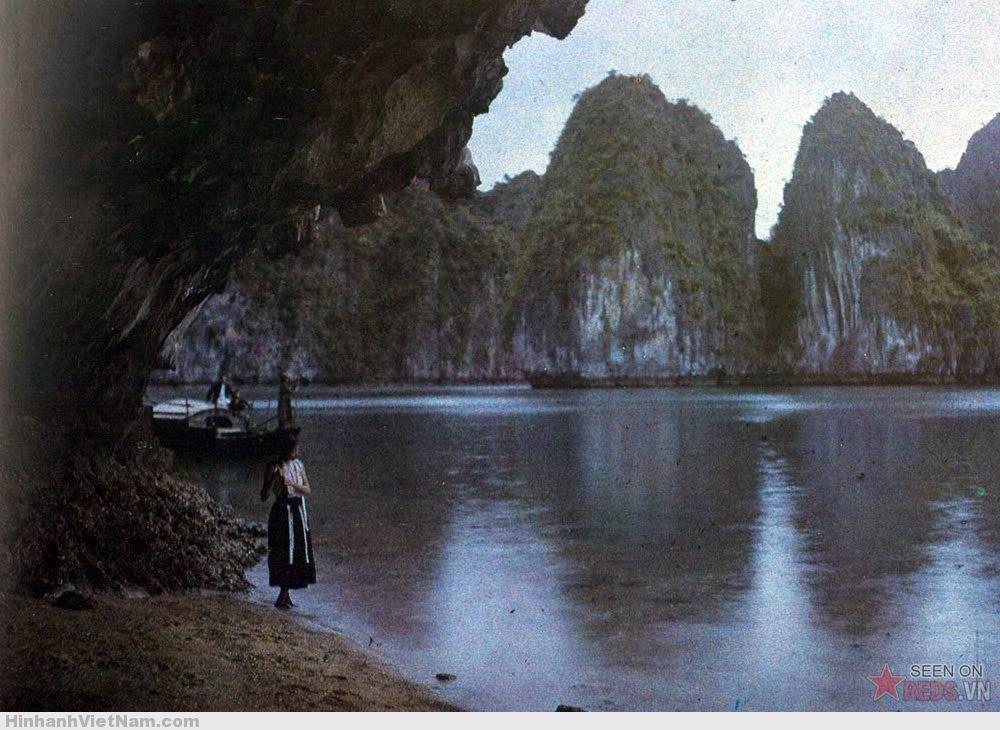 Vịnh Hạ Long, 1915.