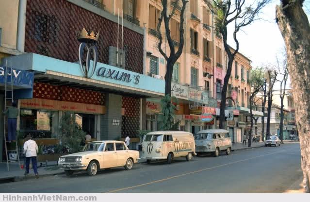 Nhà hàng, vũ trường Maxim's lừng danh một thời trên đường Đồng Khởi
