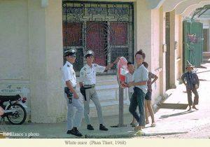 Cảnh sát VNCH tại Phan Thiết 1968