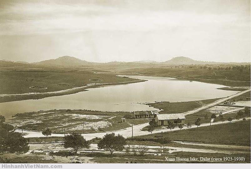 Hồ Xuân Hương ngày ấy còn hoang sơ chưa khai thác triệt để như bây giờ