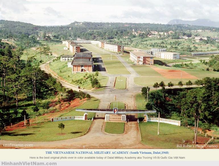 Trường học viện Quân Sự quốc gia chi nhánh phía nam tại Đà Lạt