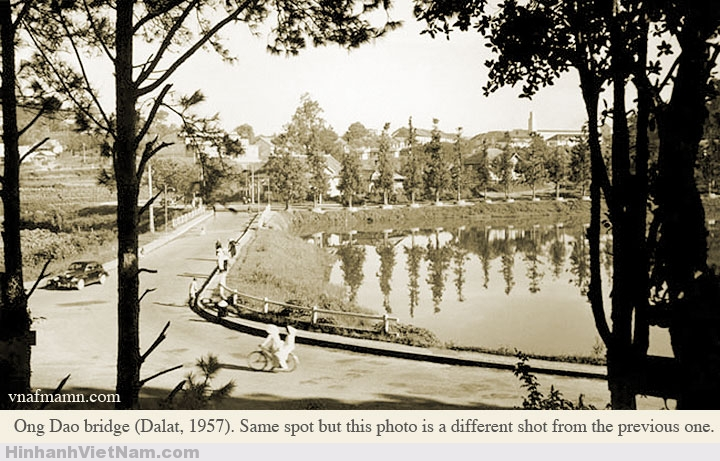 Cầu Ông Đào Đà Lạt 1957