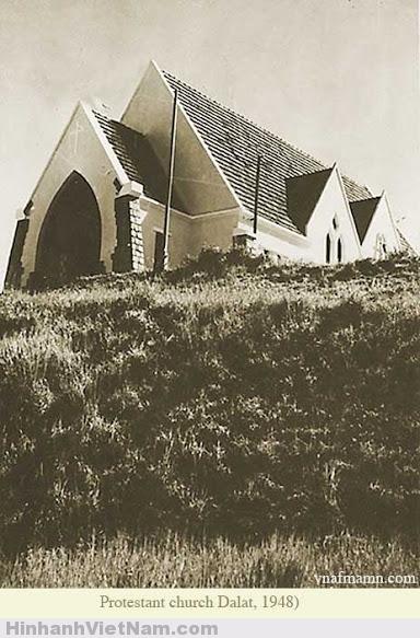 Nhà thờ đạo Tin Lành 1948