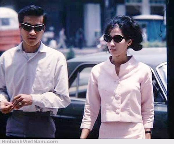 Phụ nữ Sài Gòn xưa không mang nét đẹp hoài cổ, đằm thắm, mà có hơi thở của sự tự tin, trẻ trung và thời thượng
