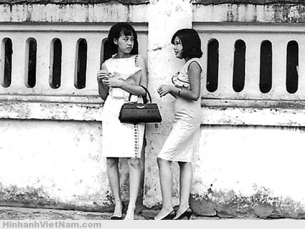 Hot girl Sài Gòn xưa