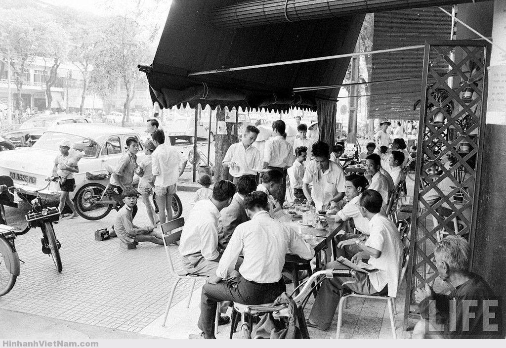 Cà phê Sài Gòn Xưa & Nay