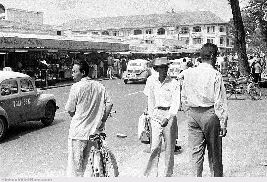 Cách đặt tên đường ở Sài Gòn trước 1975