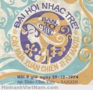 nhạc trẻ Miền Nam Việt Nam trước 75