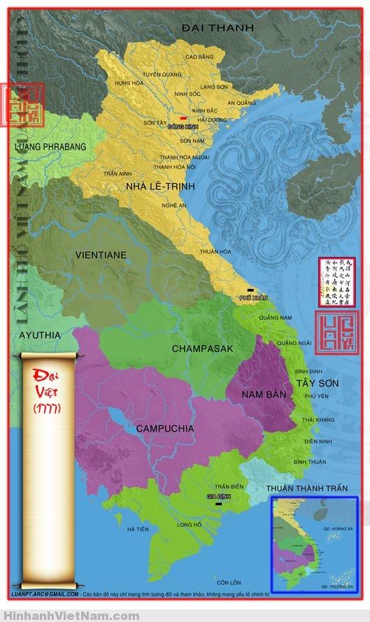 Ban do lich su Viet Nam xua - phong kien (50)