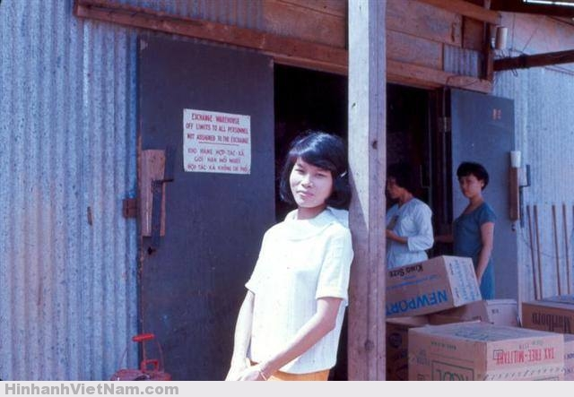 Vẻ đẹp của một cô gái Việt Nam
