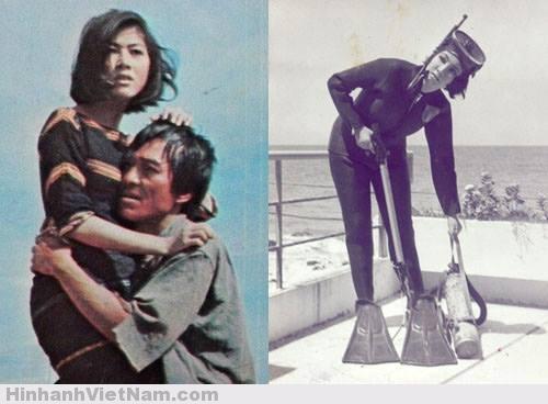 Tứ quái Sài Gòn có sự tham gia diễn xuất của minh tinh Thẩm Thuý Hằng đấy bạn