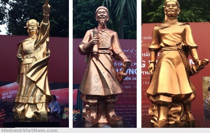 Bốn danh tướng vĩ đại của dân tộc