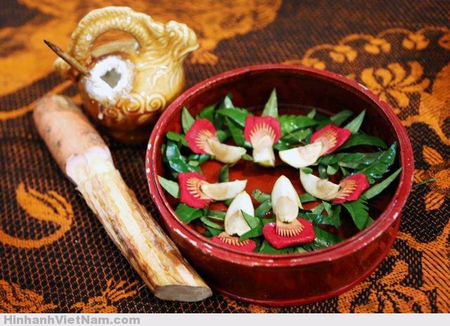 Tục ăn trầu, nét văn hoá giản dị lâu đời của người Việt - Betel Chewing