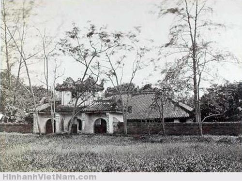 Nơi vua Minh Mạng chào đời ở Sài Gòn