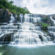 Thác Pongour - ngọn thác 7 tầng đẹp nhất miền Nam Việt Nam!