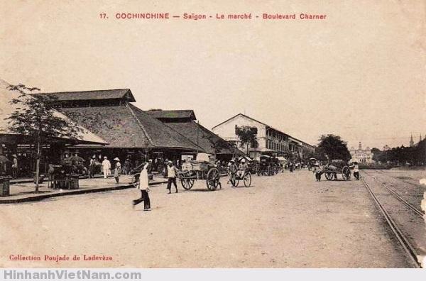 Tên thiệt của Chợ Bến Thành xưa là gì?