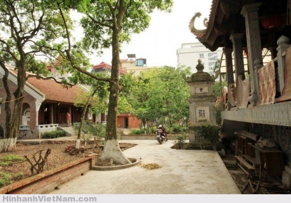Lịch sử chùa Tĩnh Lâu, chùa Sải