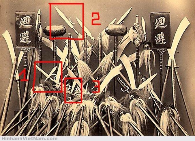 Quân đội thời Trần sử dụng những vũ khí gì?