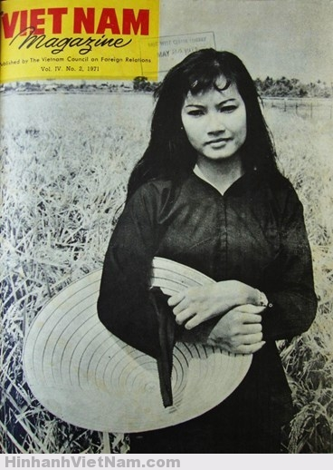 """Hình ảnh các người đẹp Sài Gòn trên trang bìa tạp chí """"Vietnam"""""""
