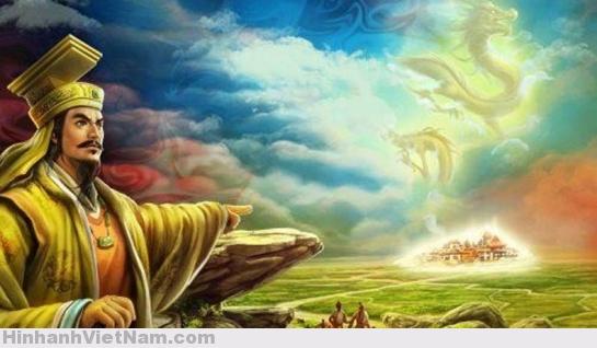 Vua Lý Thái Tổ tin rằng muốn cho con cháu đời sau xây dựng được cuộc sống ấm no thì phải dời đô từ miền núi chật hẹp Hoa Lư về Đại La , một vùng đồng bằng rộng lớn màu mỡ này.