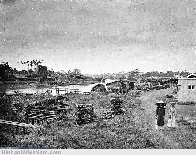Saigon - Cochin China -1867