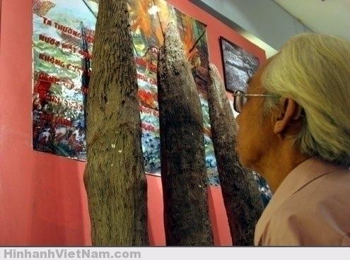 Cọc gỗ Bạch Đằng - Hưng Đạo Đại Vương diệt quân Nguyên trên sông Bạch Đằng