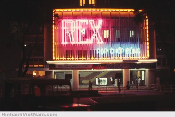 Rạp chiếu phim Rex