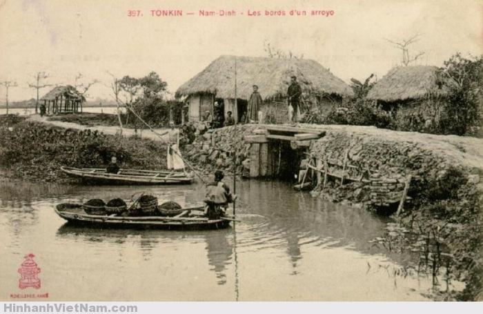 Miền quê Nam Ðịnh