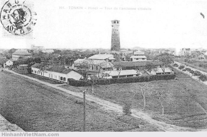 Thành Hà nội xưa