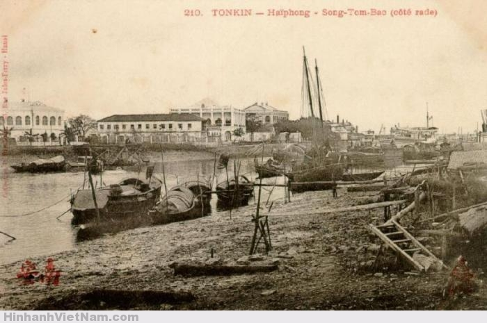 Thành Phố Hải Phòng thời Pháp