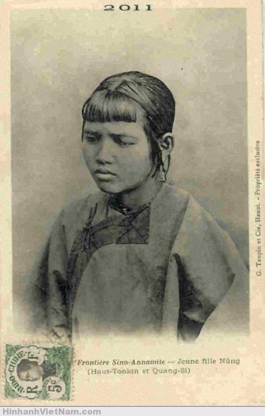 Một cô gái Nûng