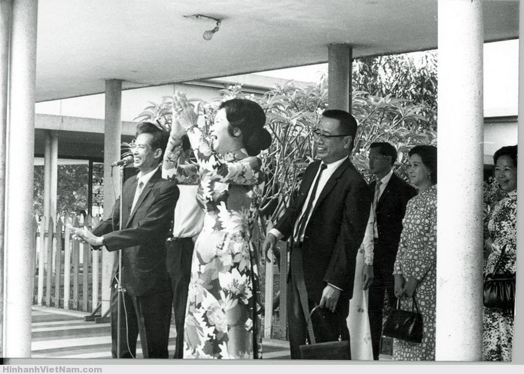 Bà Nguyễn Văn Thiệu, Đệ nhất Phu nhân cuối cùng của VNCH