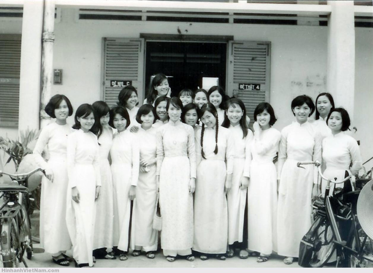 Sài gòn nữ sinh Lê Văn Duyệt