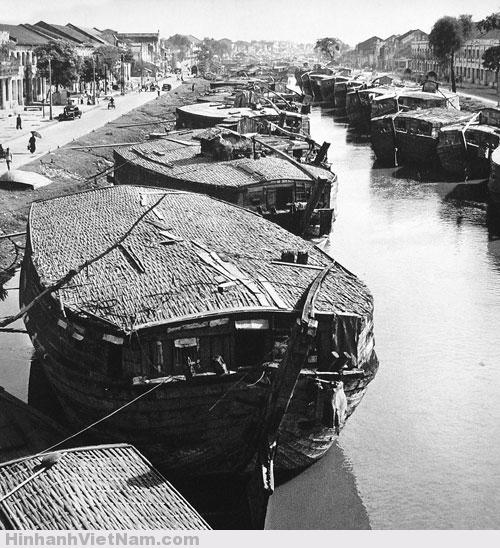 Bến Bình Đông ngày xưa